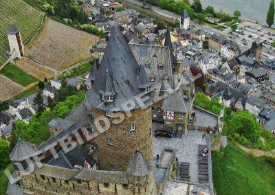 Burg Stahleck am Rhein