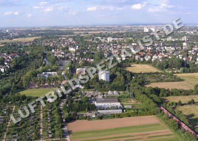 Eschersheim Südwestansicht