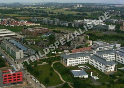 Frankfurt Goethe-Universität - Campus Riedberg