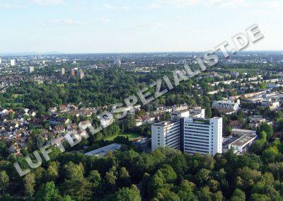 Frankfurt Krankenhaus Nordwest vor Umbau