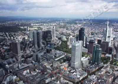 Frankfurt Skyline 2