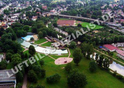 Freibad Eschersheim renoviert